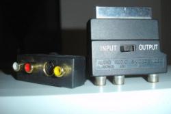 adaptateur rca peritel