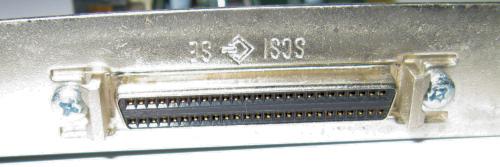 scsi dh50