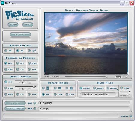 PicSizer