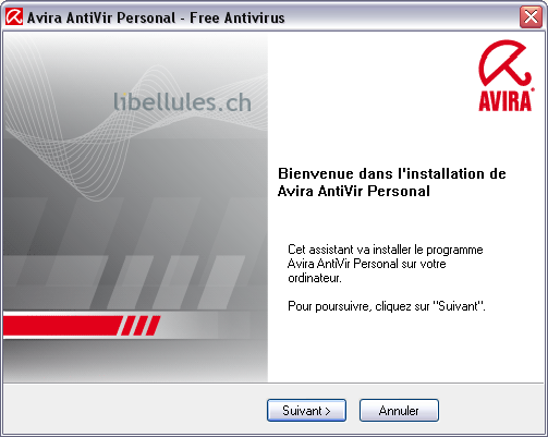 installation Antivirus