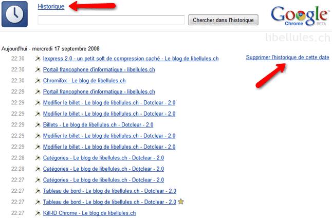 Google Chrome Page Nouvel Onglet Portail Francophone D