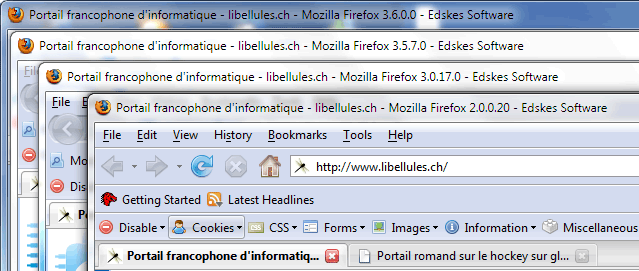 Edskes Software Mozilla Firefox Collection
