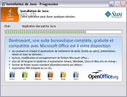 installation java
