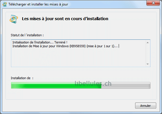 installation virtual PC
