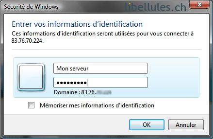 Accdez distance votre ordinateur sous Windows XP depuis un PC