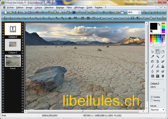 Logiciel Photofiltre