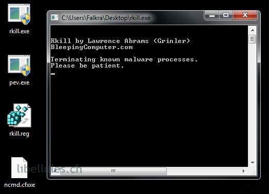 supprimer malware defense