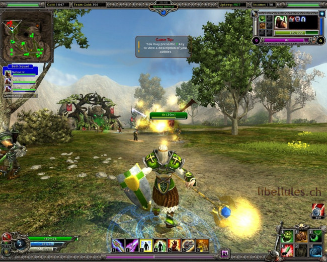 jeux ds age of empire 3