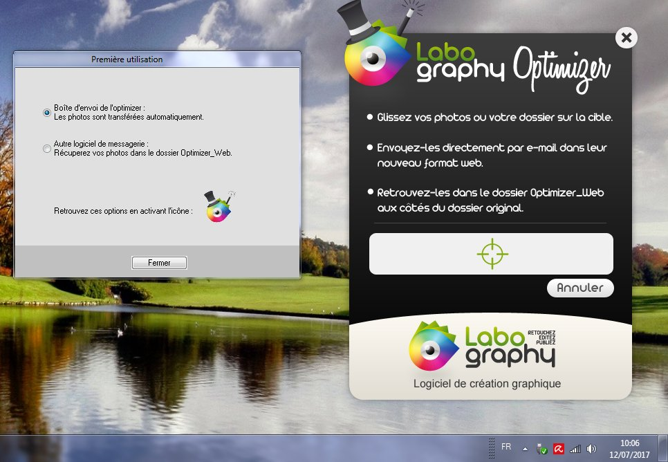 Labography Optimizer