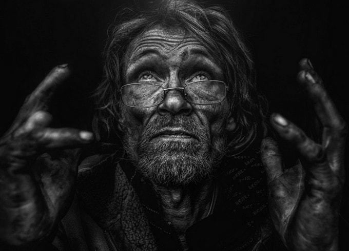 Photographie - Le coup de coeur du jour - Lee Jeffries