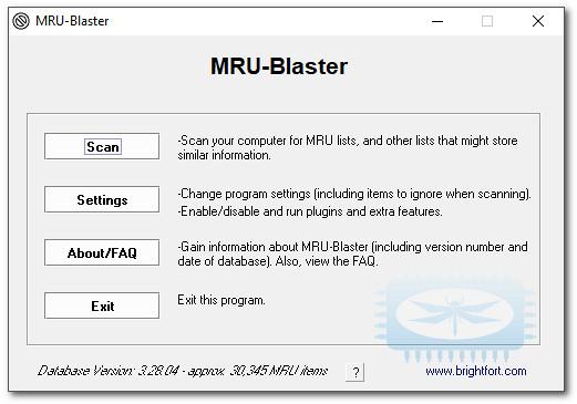 MRU-Blaster