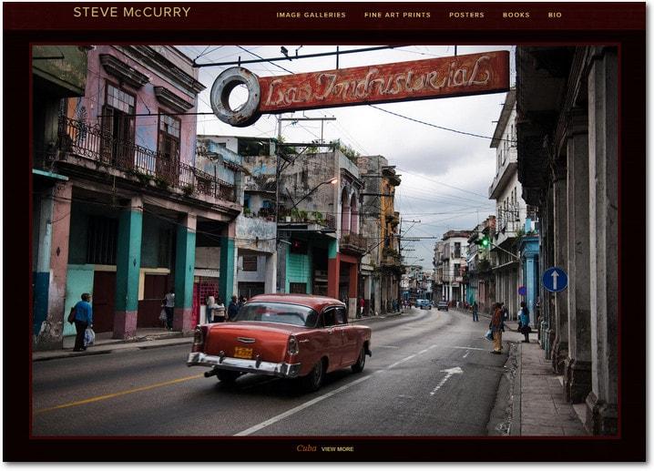 Photographie - Le coup de coeur du jour - Steve McCurry