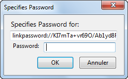 Link Password