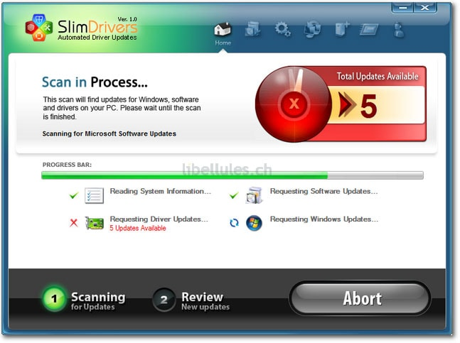 Scan and Download Latest Windows Driver Updates with SlimDrivers Free.