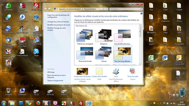 Thèmes pour Windows
