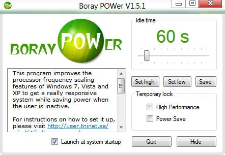 Boray POWer's