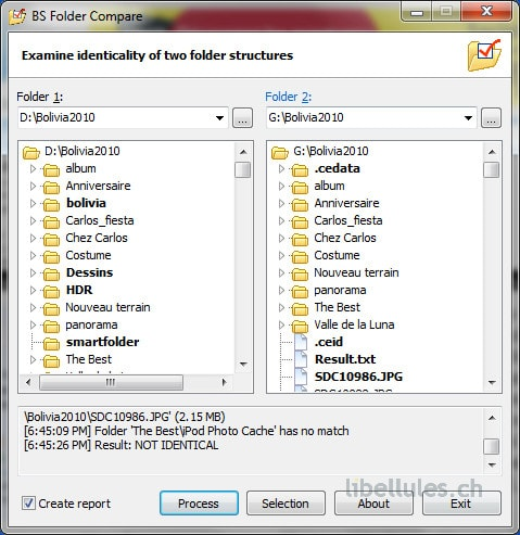 BS Folder Compare