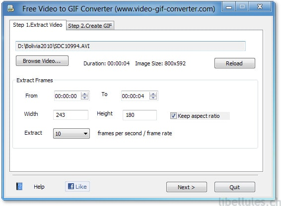 how to change vlc trim to wmv