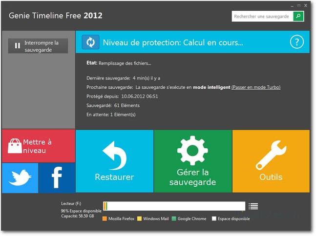 Genie Timeline Free 2012