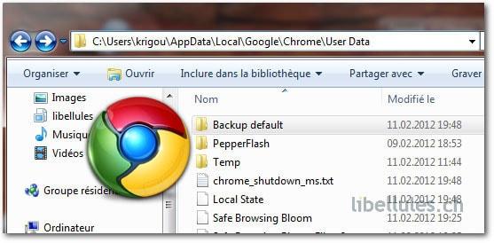 Comment créer un autre profil utilisateur dans Chrome