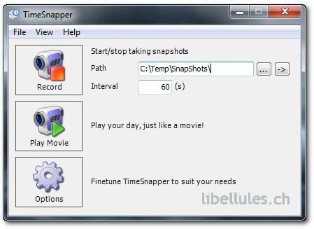 TimeSnapper Classic