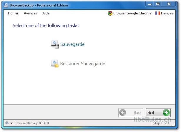 BrowserBackup Pro