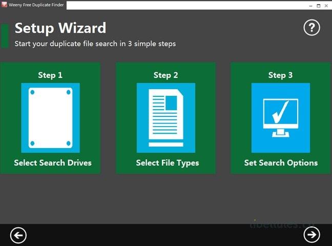 Weeny Free Duplicate Finder