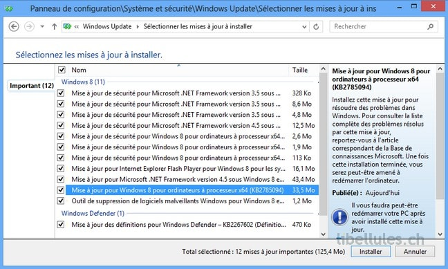 Windows (8) Update Notifier
