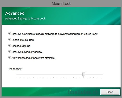 Mouse Lock