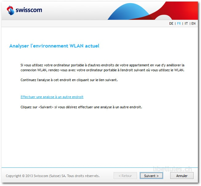 Swisscom WLAN Optimizer