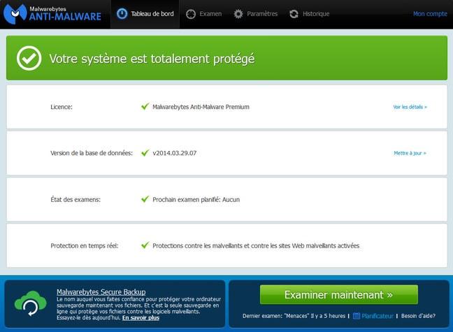 Malwarebytes' StartUpLite