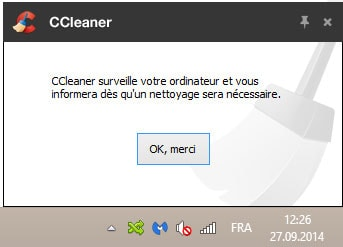 CCleaner Free 4.18