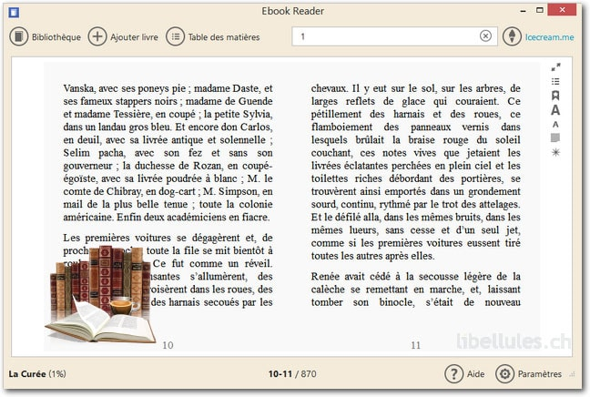 Windows Reader for Windows 10 (Windows) - Download