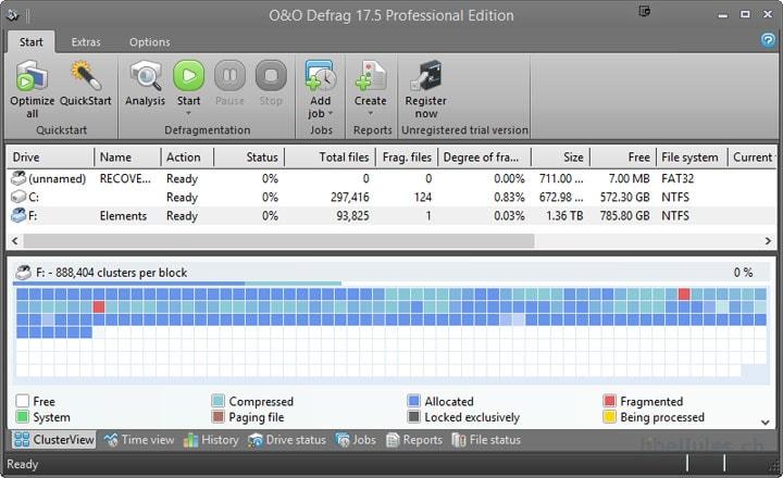 O&O Defrag 17.5 Professional Edition gratuit