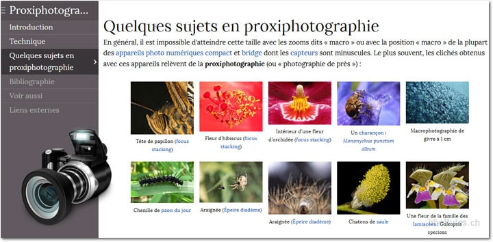Le mot du jour - La proxiphotographie