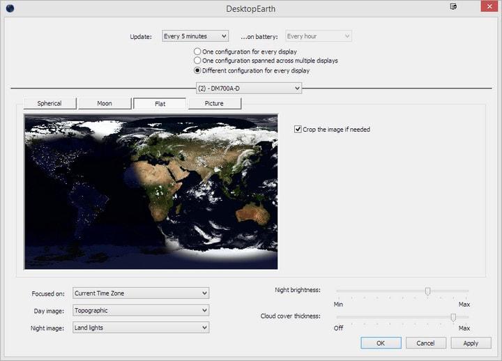 Desktop Earth