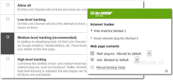 Dr.Web LinkChecker