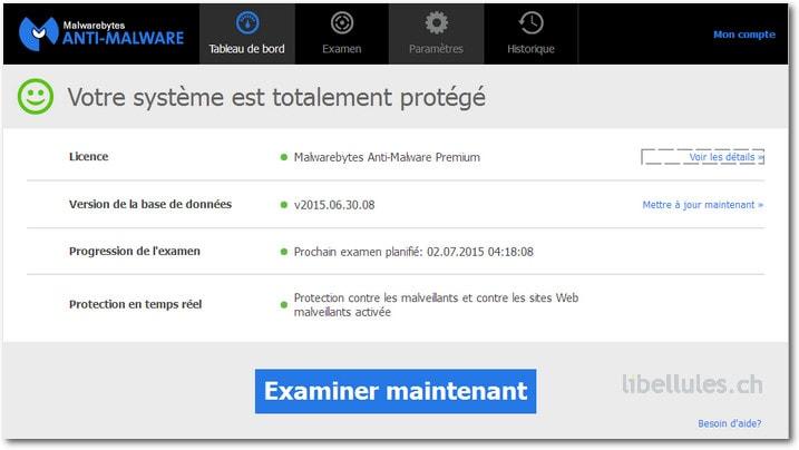 Malwarebytes' Anti-Malware (MBAM)