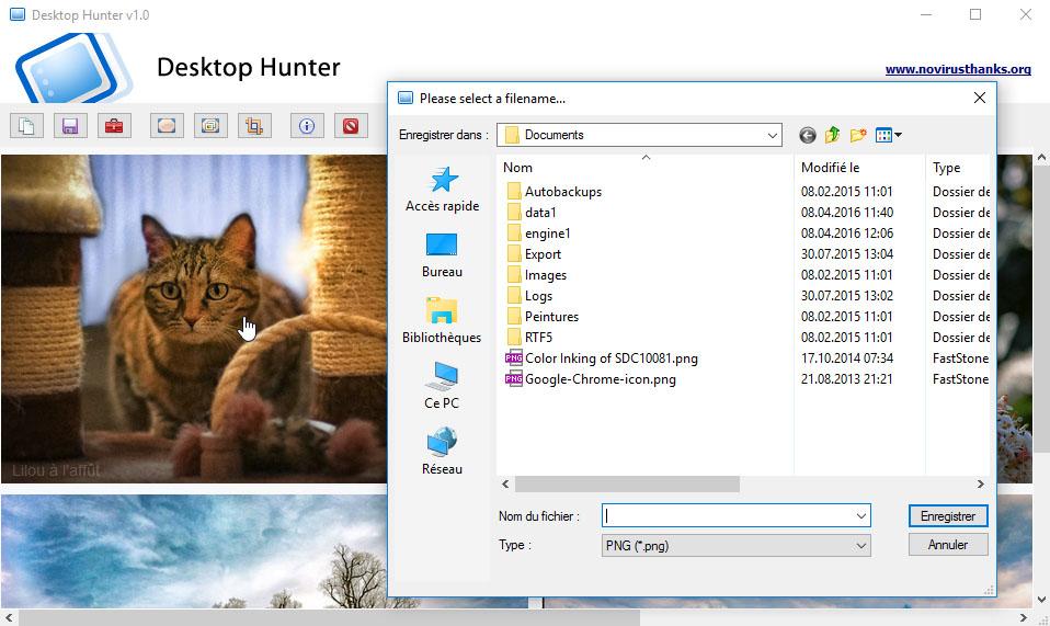 Desktop Hunter