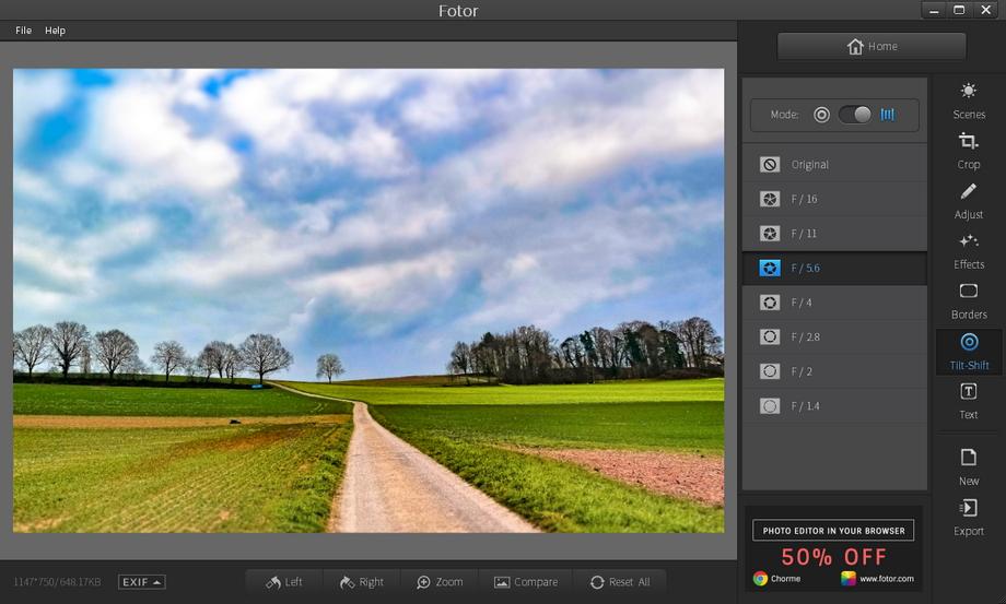 Fotor for Desktop