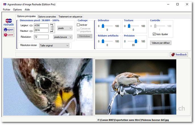 Reshade Image Resizer Pro