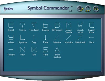 Symbol Commender Symbolcommander
