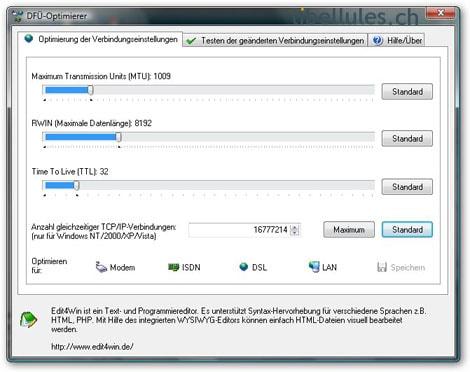 Améliorer sa connexion Internet - Modifier le Time To Live (TTL)