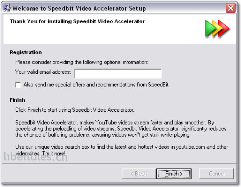 Video Accelerator for YouTube
