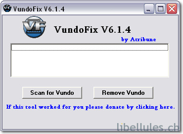 désinstaller winfixer winantivirus errorsafe