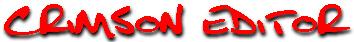 Crimson Editor - éditeur HTML