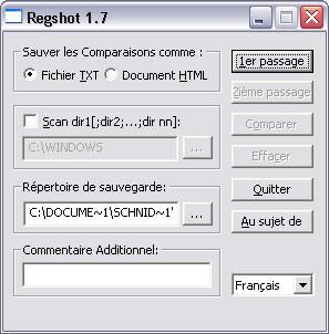 Regshot