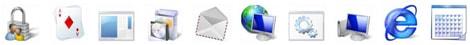 Changer la taille des icônes du bureau