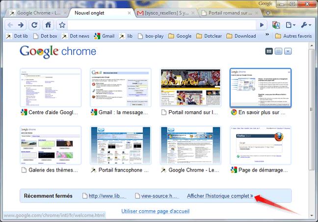 Google Chrome Le Guide Portail Francophone D Informatique