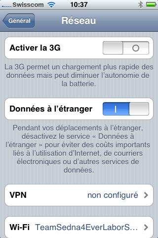 iPhone - 3G